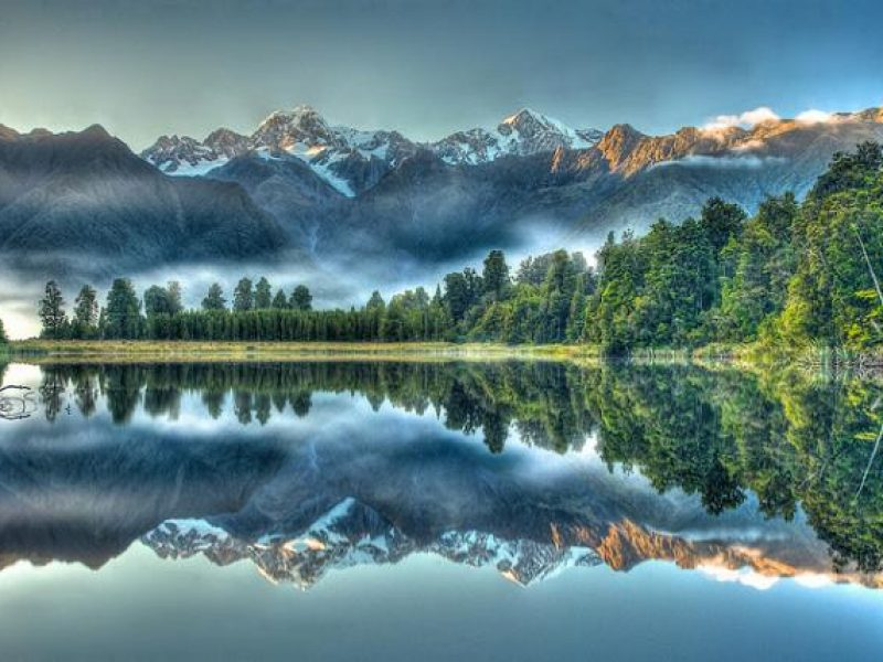 Image result for Lake Matheson