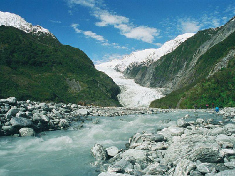 Franz Josef Glacier Car Park